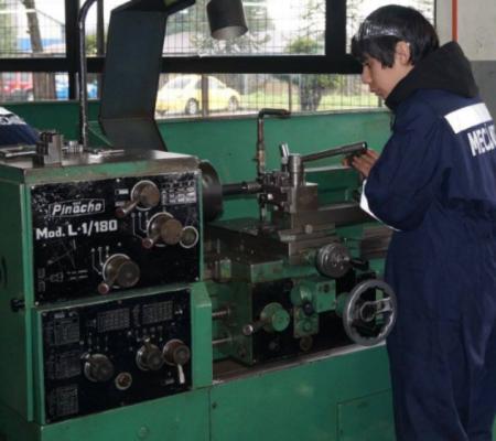 Mecanica Industrial Mención Maquinas Herramientas